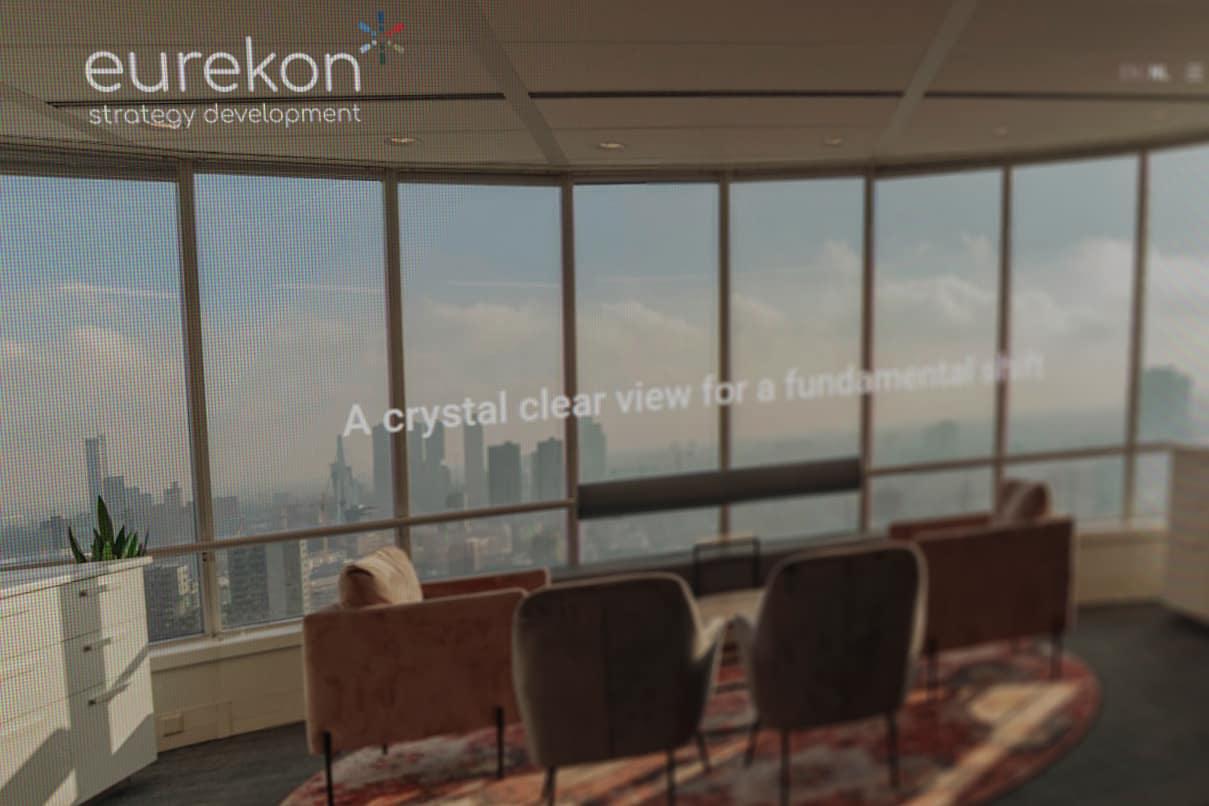 Eurekon website