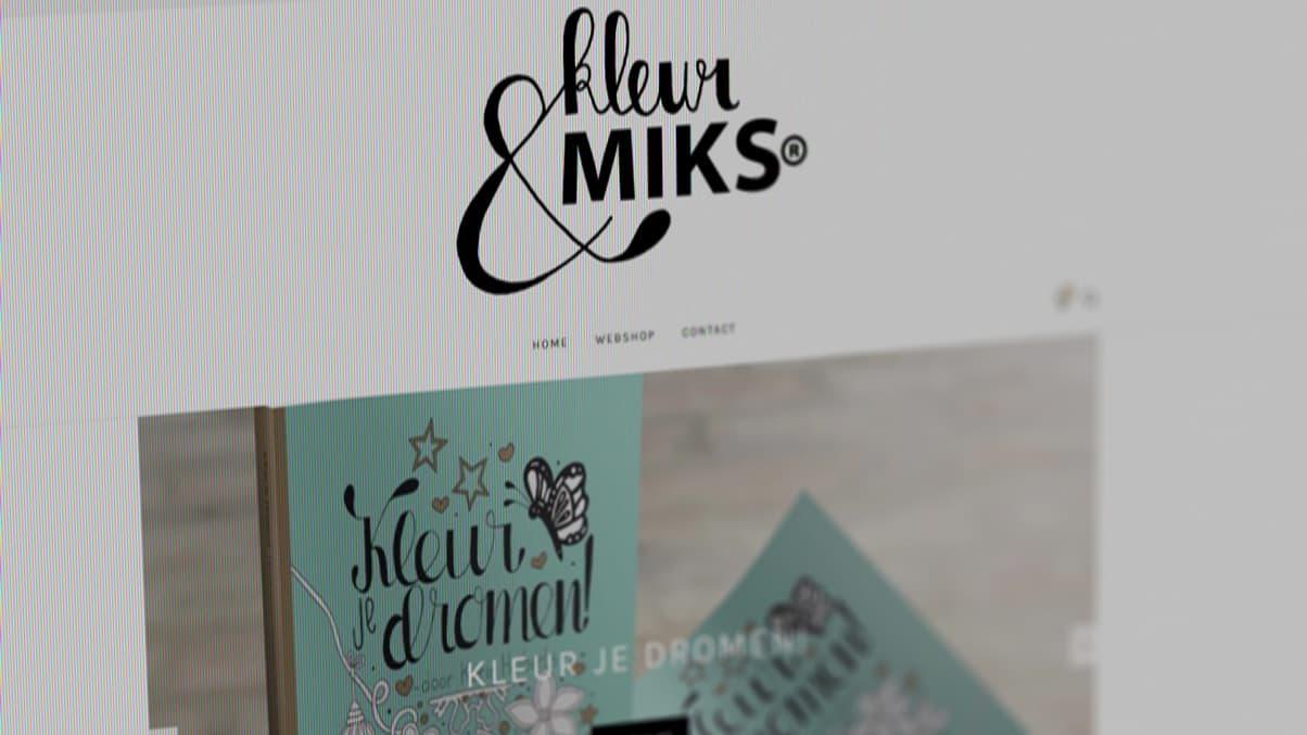 Kleur & Miks website