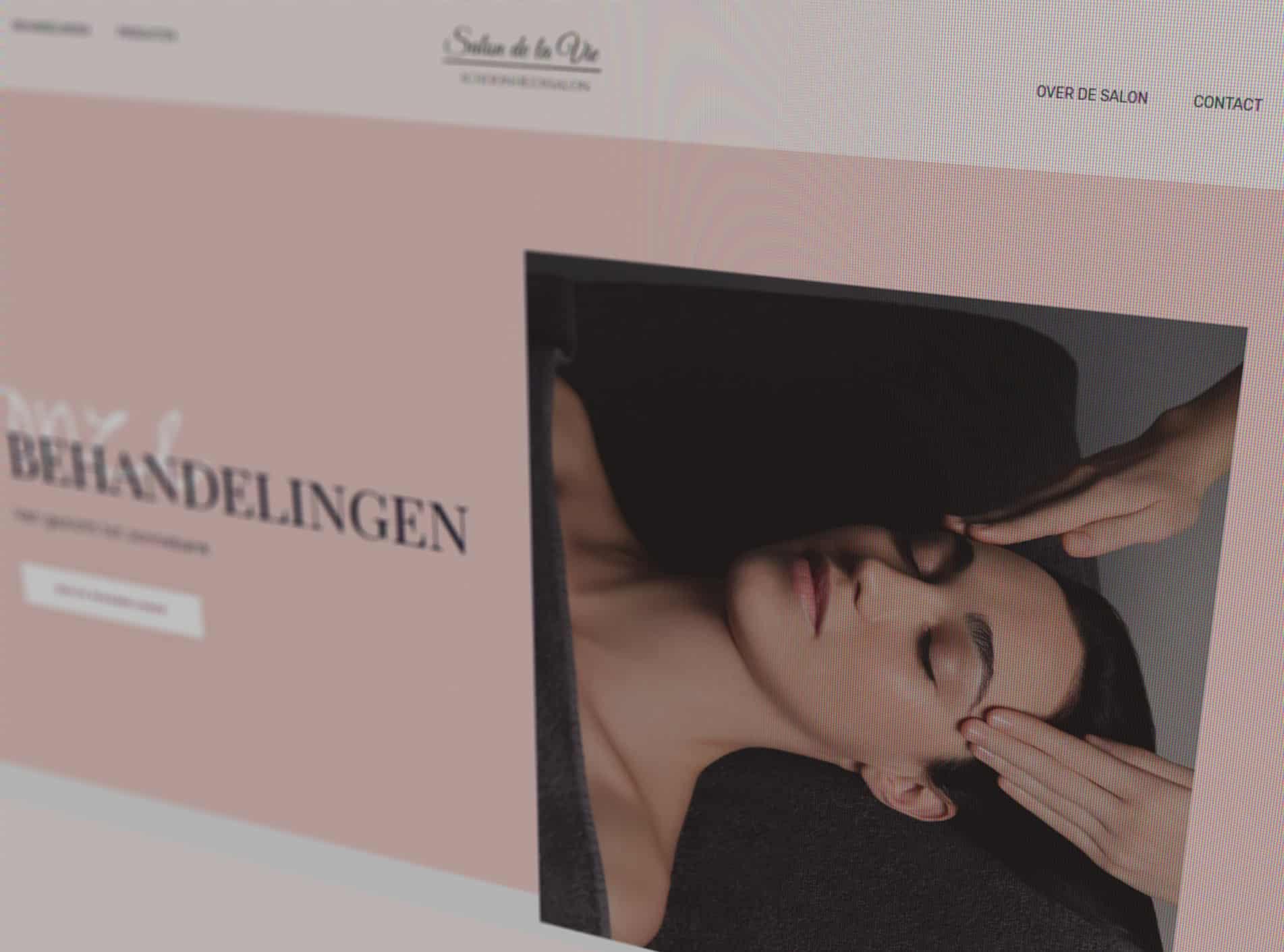 Salon de la Vie website
