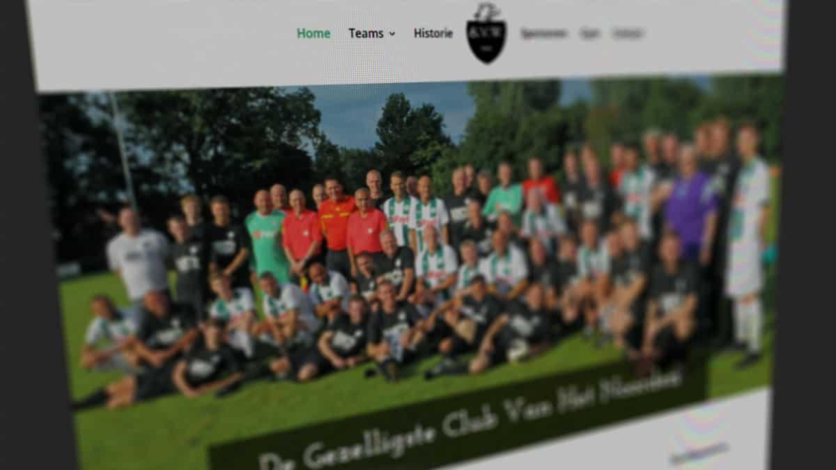 SV Woltersum website