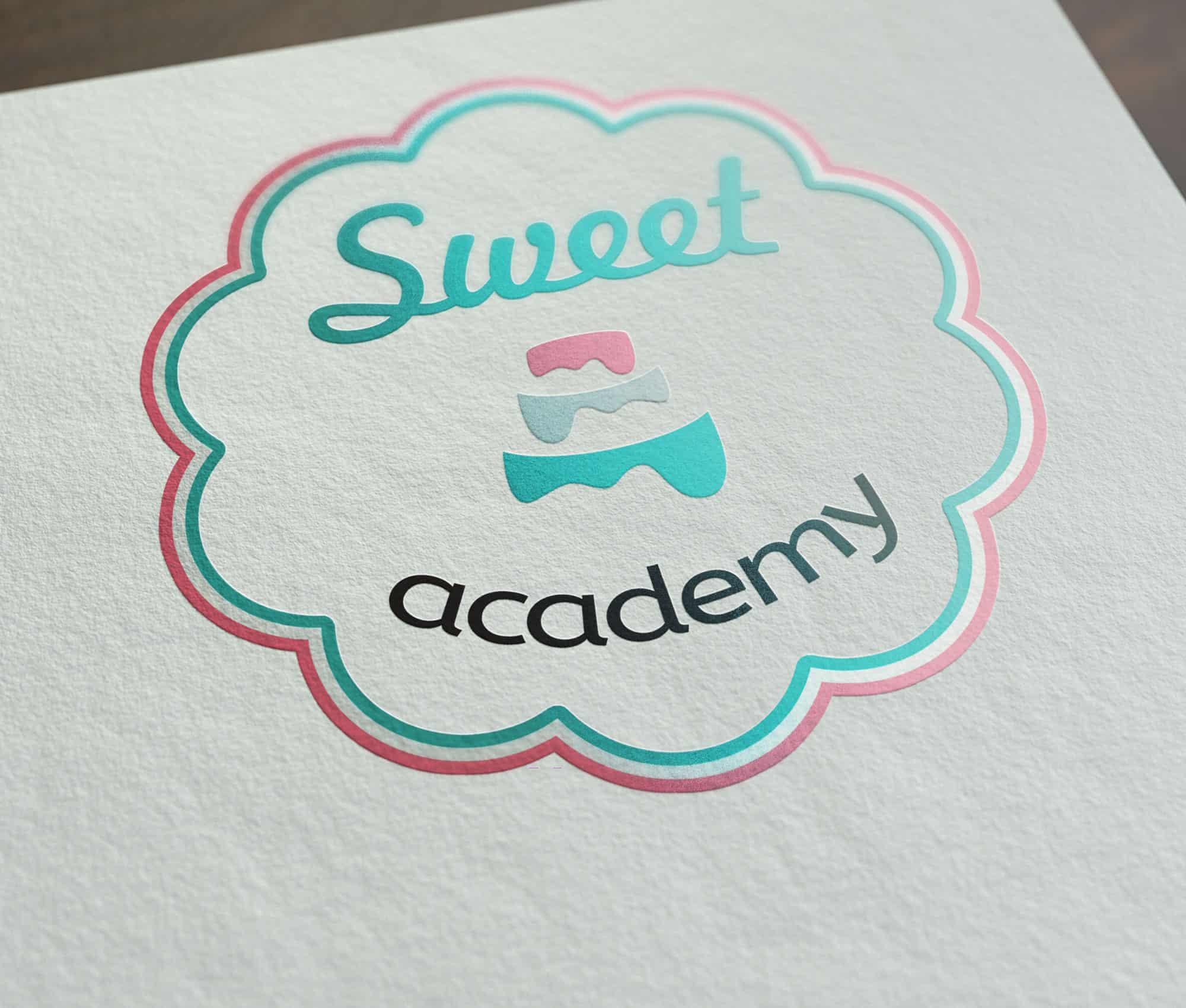 Sweet Academy logo