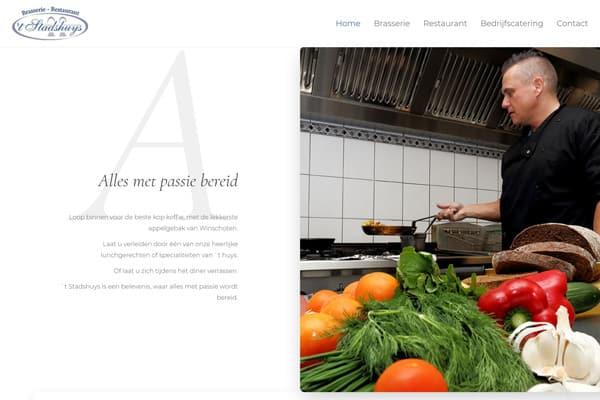 website 't Stadshuys
