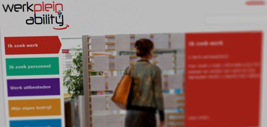 Werkplein Noord-Groningen website